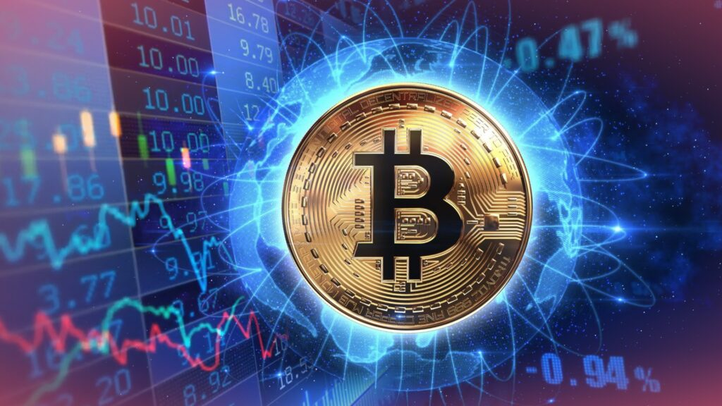 cryptocurrency or shares