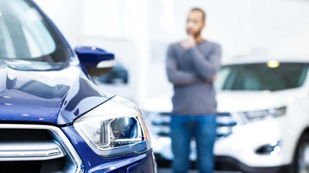 buy a new car or with mileage